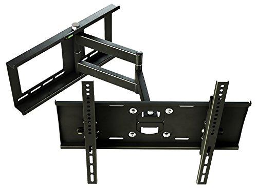 ricoo wandhalterung tv schwenkbar neigbar r03 universal. Black Bedroom Furniture Sets. Home Design Ideas